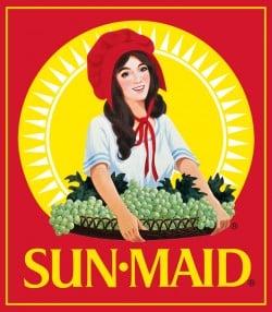 Free Sun Maid Recipe Booklet