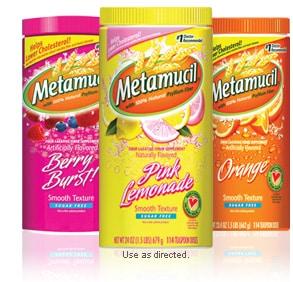 Get a Free Sample of Metamucil Bars