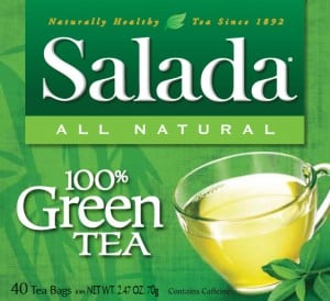GREEN TEA SALADA