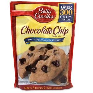 Betty Crocker Samples