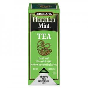 Free Bigelow Plantation Mint Black Tea Sample and Coupon