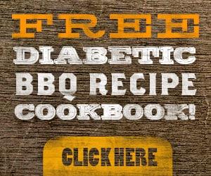 FREE Diabetic BBQ Cookbook