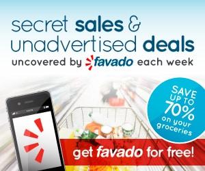 Favado Mobile Savings App