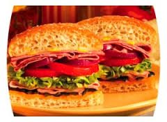 Free Small Sandwich at Schlotzskys