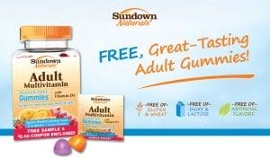 Free Sundown Gummies Samples