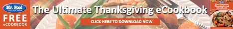 Free eCookbooks for the Ultimate Thanksgiving Dinner