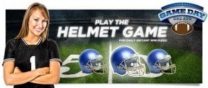 Instant Win Sweepstakes Kroger Helmet Football Game