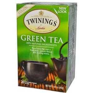 Free Samples of Twinings Tea