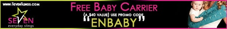 Free Baby Sling Code