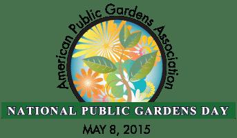 National Public Gardens Day Freebies