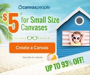 canvas people sale
