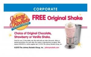 free milkshake