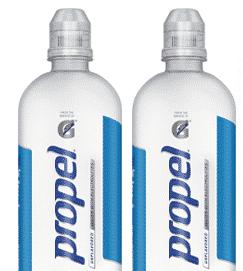 Propel Water Sample