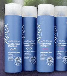 free roux shampoo