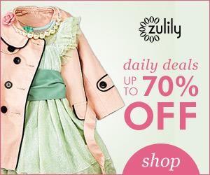zulily newsletter