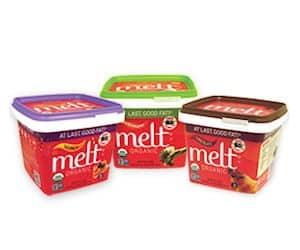 melt organic sample