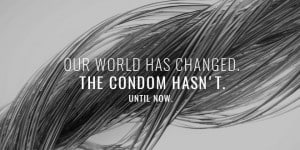 Hex condom