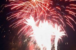 FREE Fireworks Displays