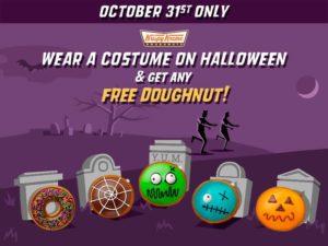 FREE Doughnut Krispy Kreme