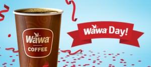 FREE Wawa Coffee